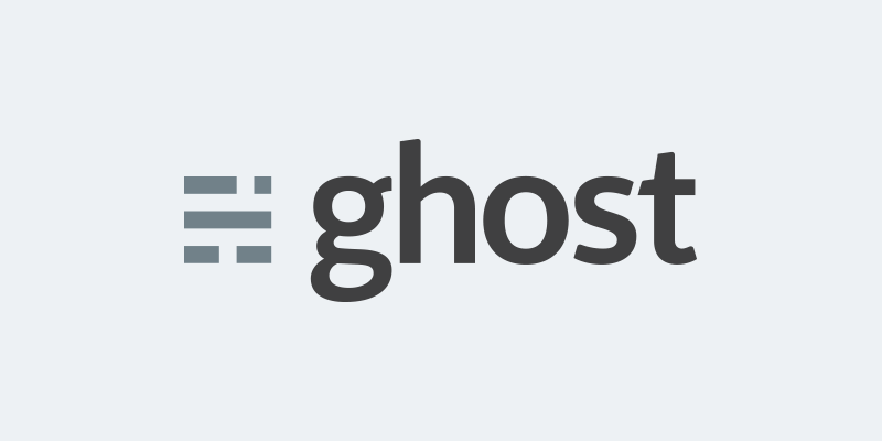 The Ghost Logo