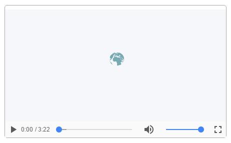 浏览器中正常播放视频