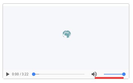 视频无法进行全屏播放