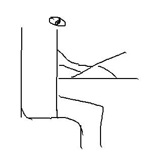 背后支架示意图1