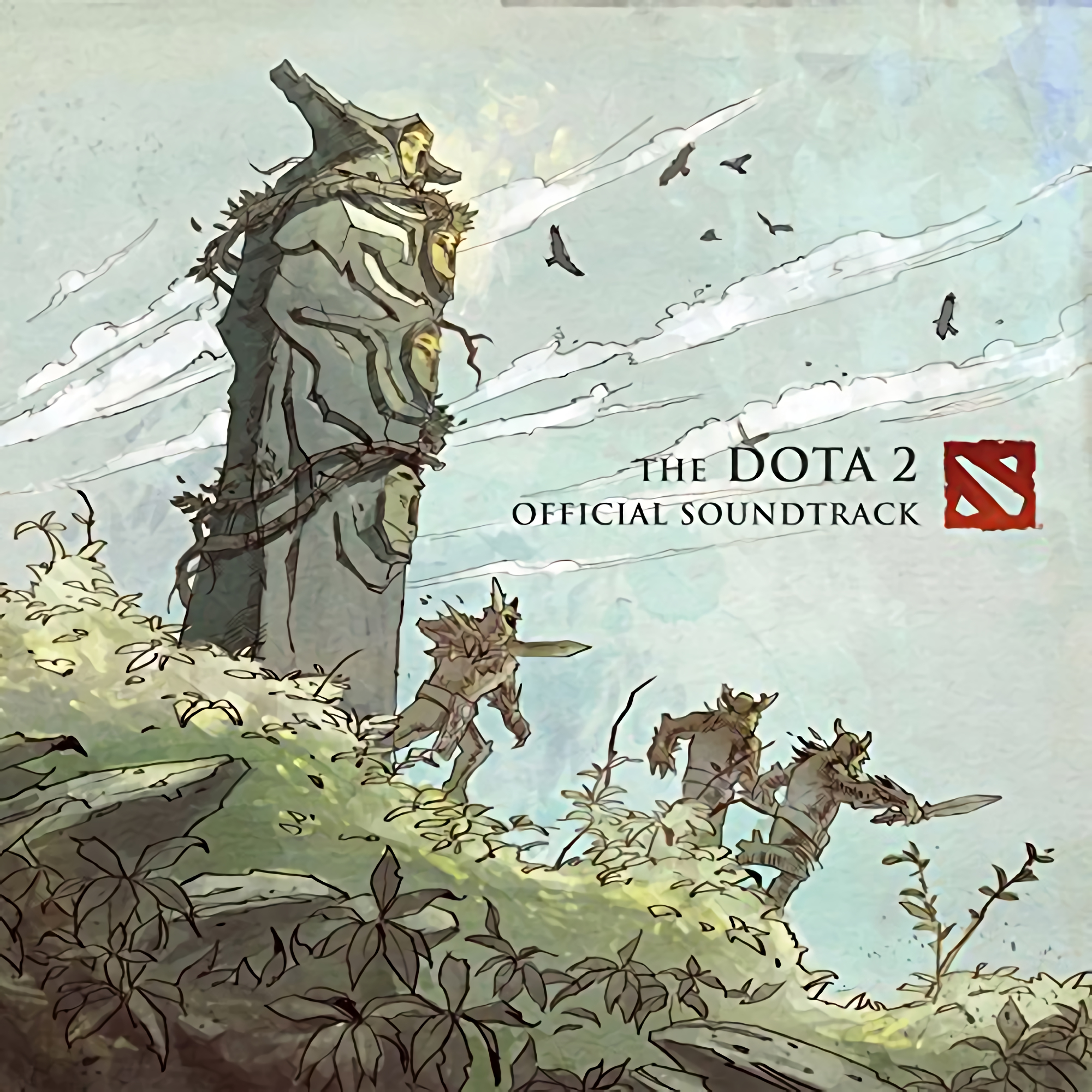 DotA 2 SoundTrack Cover